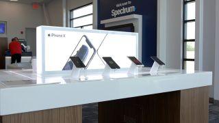 Spectrum Mobile sales display