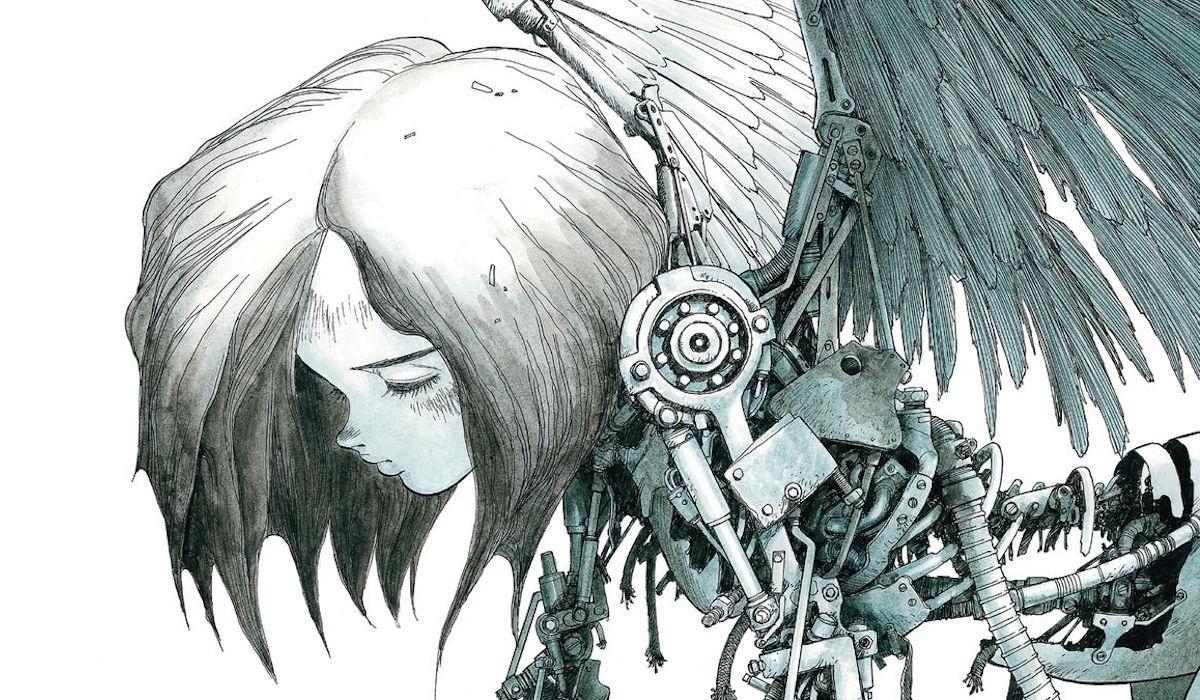 Battle Angel Alita manga