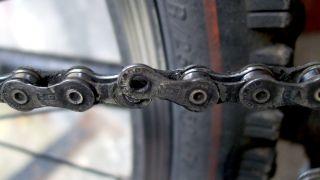 how to fix a broken bike chain