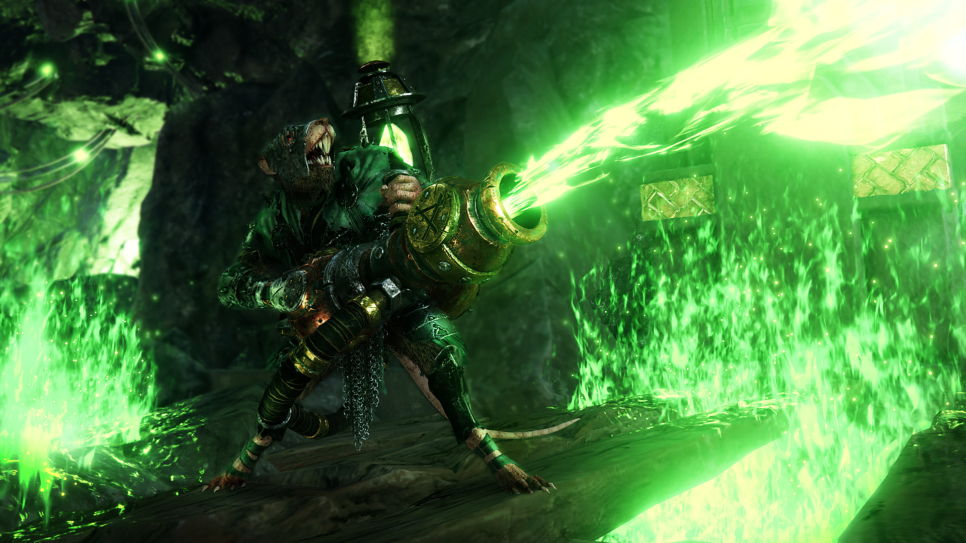 With new enemies, new loot and mod support, Warhammer: Vermintide 2