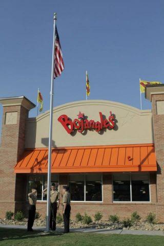 Bojangles' Selects NCR Vitalcast Digital Signage