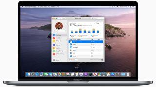 macOS 10.15 screen time