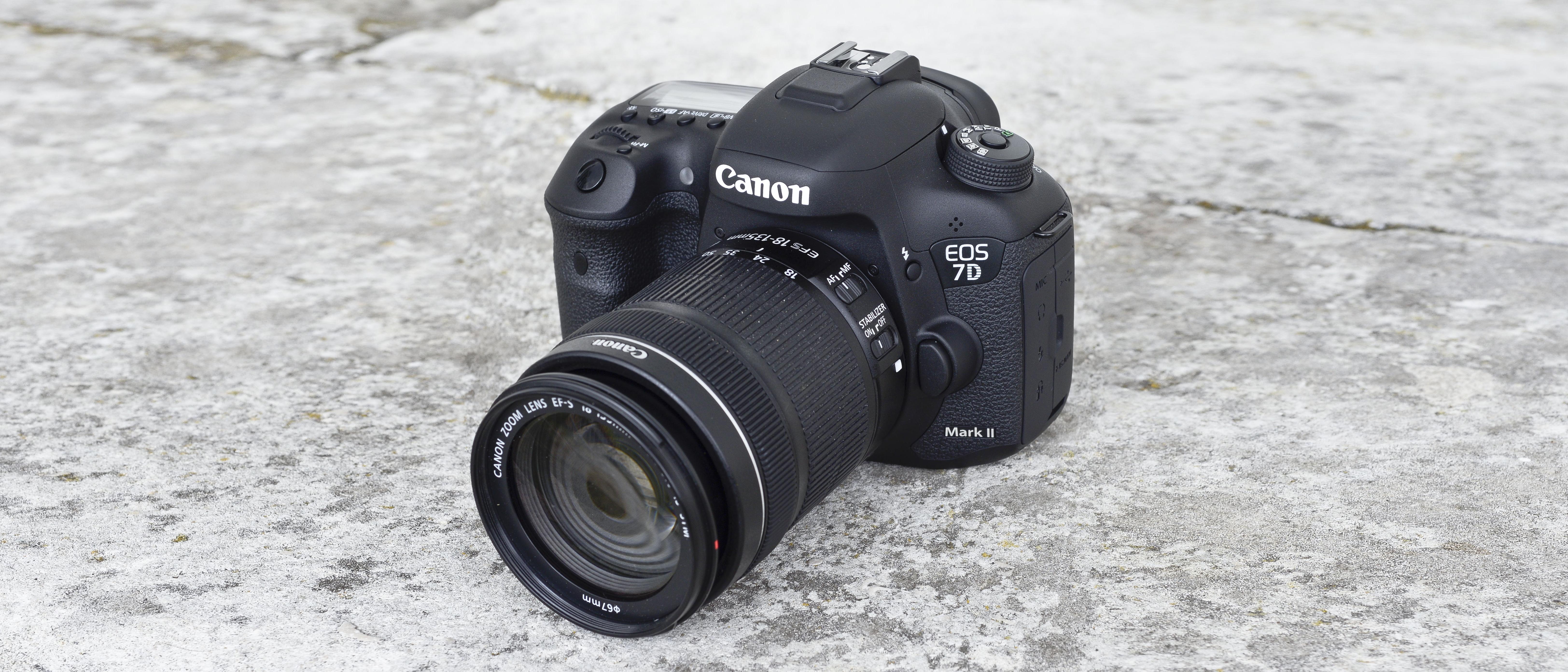 Canon EOS 7D Mark II review | TechRadar