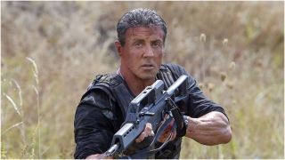 Sylvester Stallone in Expendables 3