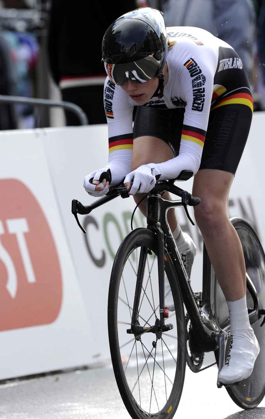 Mieke Kroger, Junior women