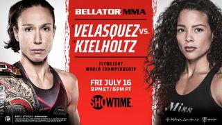 Showtime presents Bellator 262 featuring Velasquez vs. Kielholtz