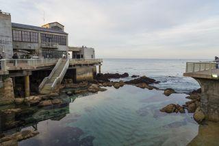 ONE TIME USE photo of the Monterey Bay Aquarium