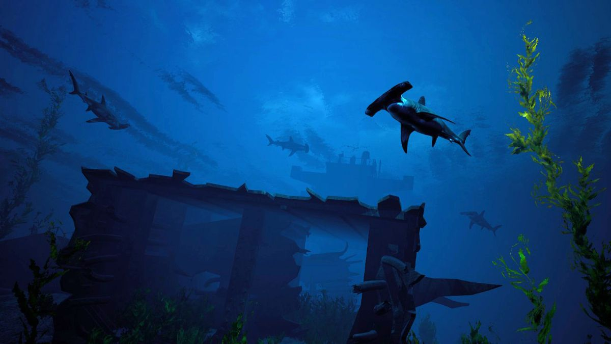 Maneater, the 'Action ShaRkPG' at E3 2018, has you play as the shark
