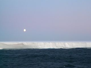 Iceberg, Weddell sea