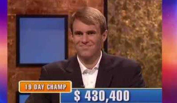 David Madden on Jeopardy!