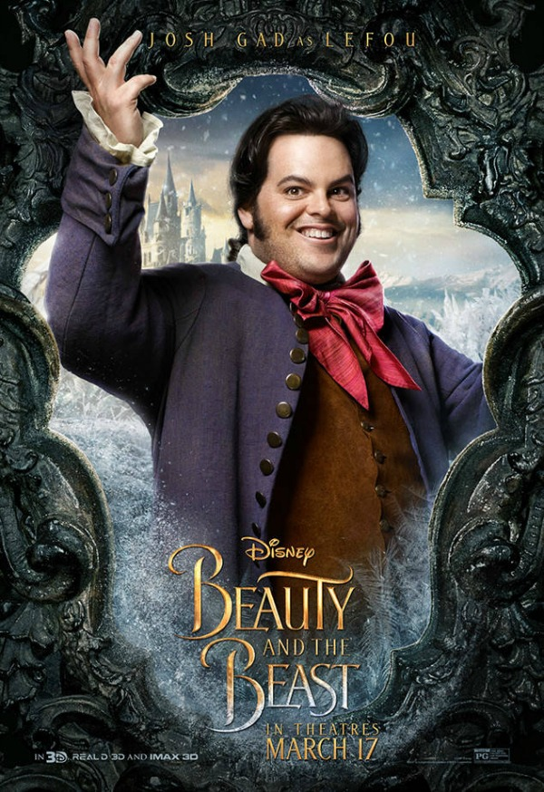 LeFou's Beauty And The Beast poster