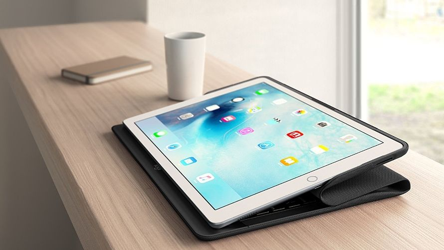 21 of the best ipad keyboard cases get the right keys for your tablet techradar. Black Bedroom Furniture Sets. Home Design Ideas