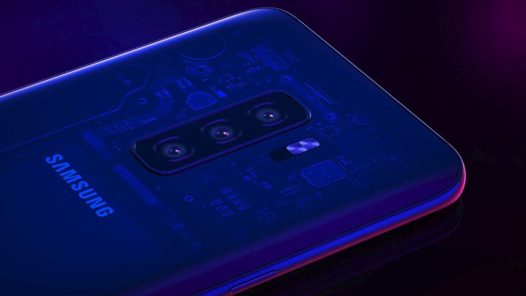 Samsung Galaxy 10 render