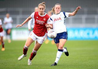 Arsenal v Tottenham Hotspur – FA Women's Super League – Meadow Park