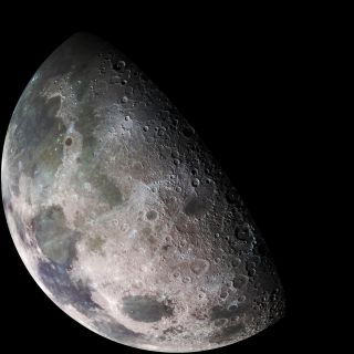 The moon may have formed 100 million years earlier than scientists first thought, according to Apollo lunar rock samples.
