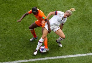 USA v Netherlands – FIFA Women's World Cup 2019 – Final – Stade de Lyon