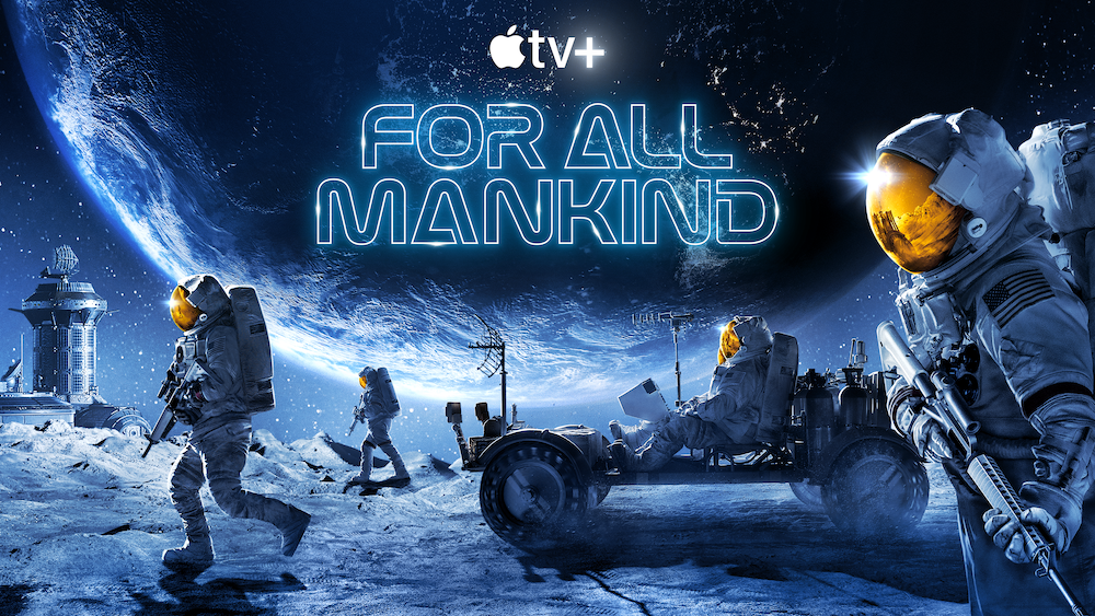 'For All Mankind' actor lauds alternative-history show's family feel