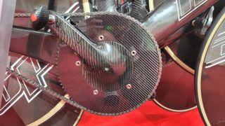 Team GB's Lotus x Hope HB.T chainring