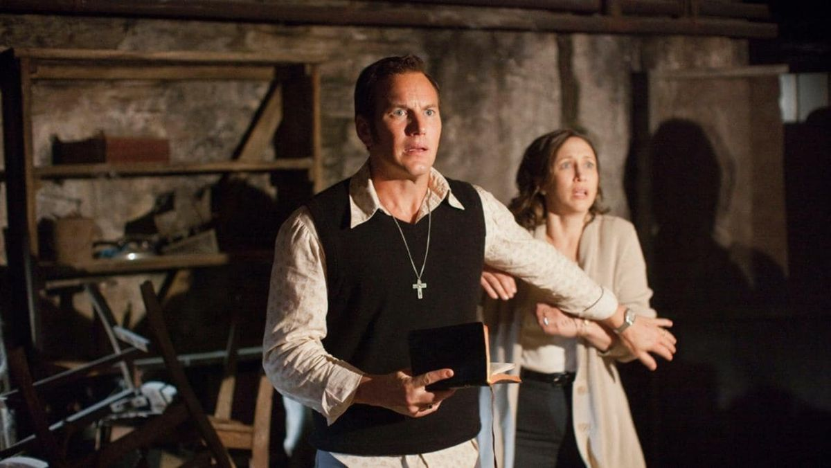 The Conjuring 3 is called The Devil Made Me Do It, and it releases next year