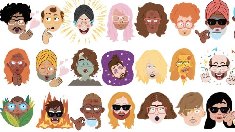 Googles allo chat app now turns your selfies into personalized emojis techradar