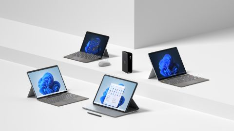 Microsoft announced the Surface Laptop Studio, Surface Duo 2, Surface Pro 8 and other devices at its Surface event 2021.