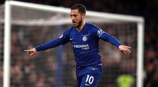Eden Hazard Real Madrid Chelsea