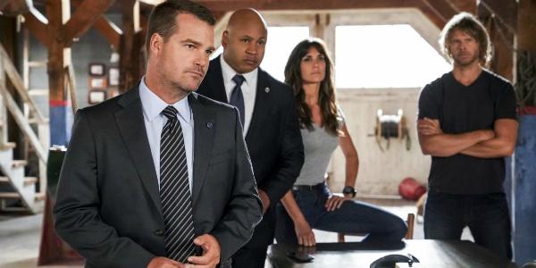 NCIS Los Angeles Chris O'Donnell G. Callen LL Cool J Sam Hanna Daniela Ruah Kensi Blye Eric Christia