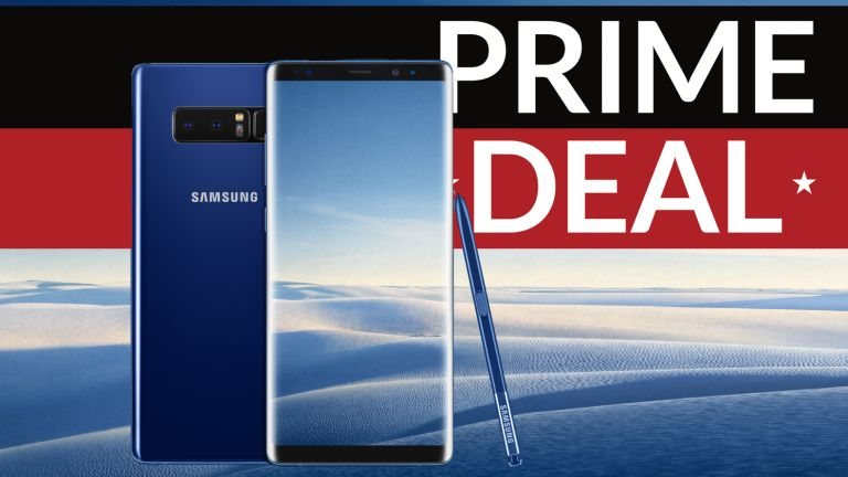 566f56057b396e Amazon Prime Day: Samsung Galaxy Note 8 HALF PRICE deal is going, going…
