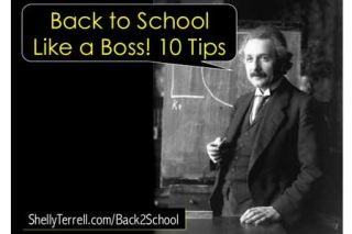 Back to School Like A Boss! 10 Survival Tips!