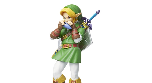 The legend of zelda th anniversary amiibo will come in handy for