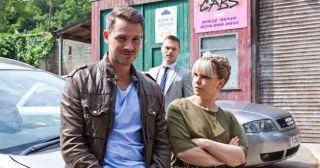 Ashley Taylor Dawson plays Darren Osborne in Hollyoaks
