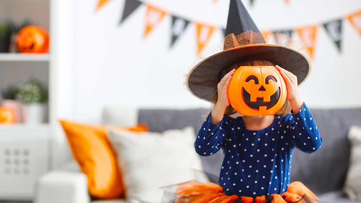Buying a Nest doorbell? New Halloween features make it far more kid-friendly
