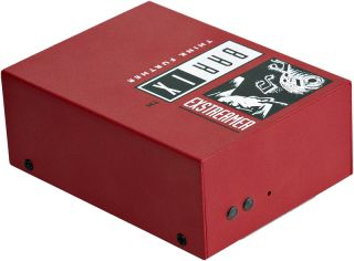"The orignal ""red"" Barix Exstreamer IP audio decoder, among the first Barix product innovations."