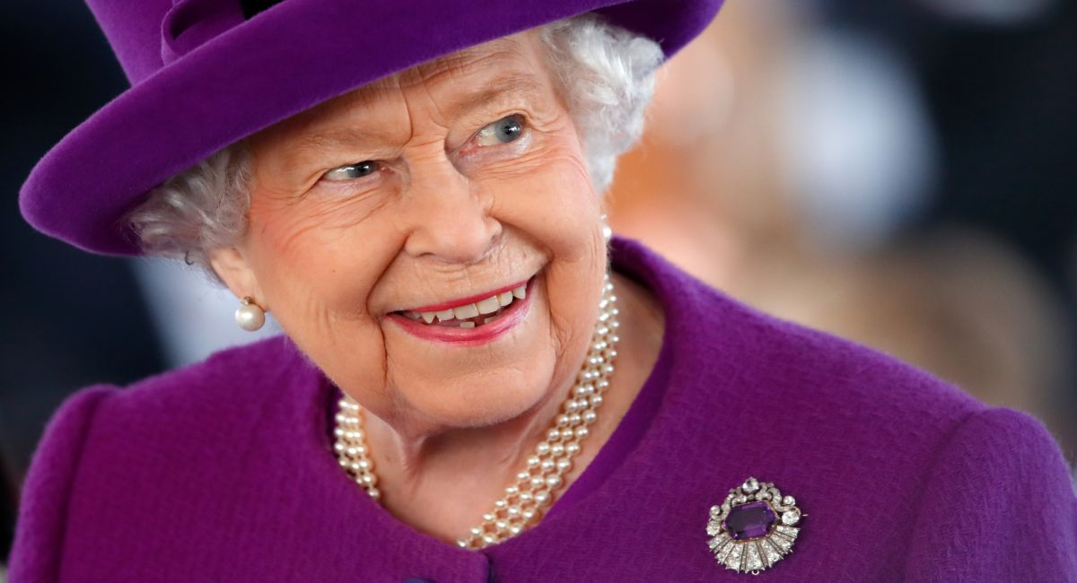 The Queen's royal dresser uses this surprising drink to clean diamonds