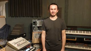 Me in my studio: Chris Carrier | MusicRadar