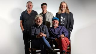 The current Fairport Convention lineup