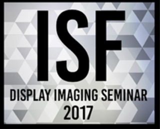 ISF to Host Dispaly Imaging Seminar