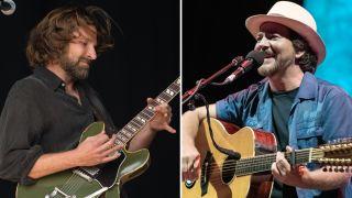 Pearl Jam's Eddie Vedder advised Bradley Cooper on A Star is Born