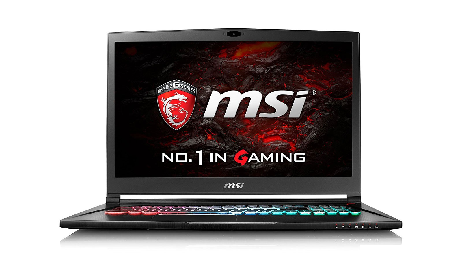 MSI GS73VR review—GTX 1060 goes mobile | PC Gamer