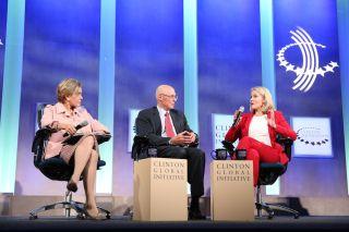 Clinton Global Initiative - Economics of Climate Change