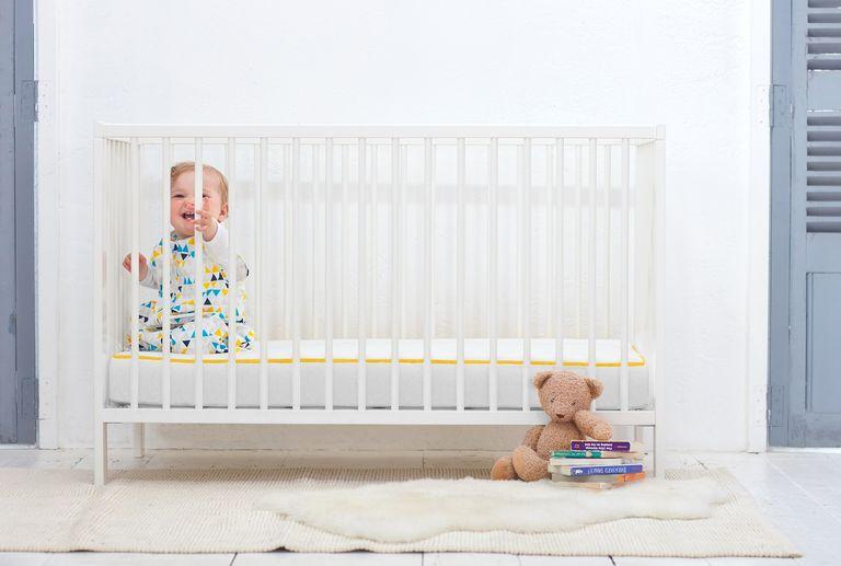new mum essentials: eve sleep cot bed mattress
