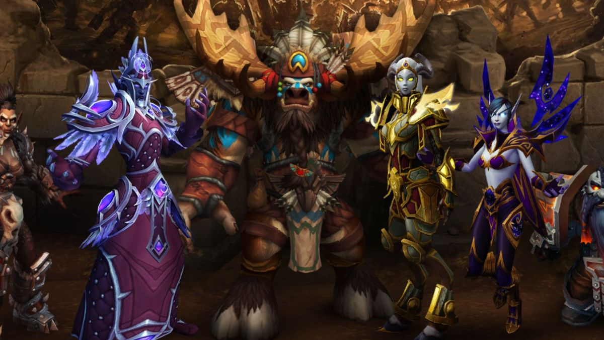 World of Warcraft players are sick of how shitty Battle for Azeroth's gear system is
