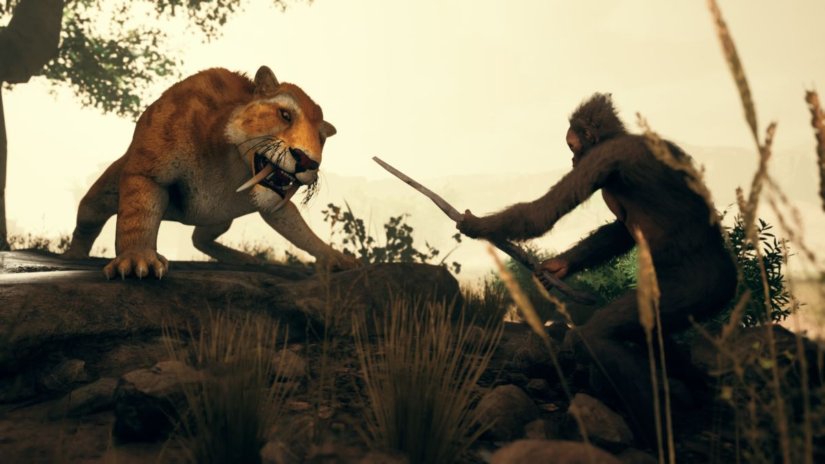 Assassin's Creed creator's survival game Ancestors is out in 2019