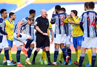 West Bromwich Albion v Brighton and Hove Albion – Premier League – The Hawthorns