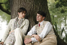 Brideshead Revisited - Ben Whishaw & Matthew Goode