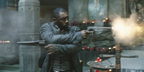 Idris Elba is Roland the Gunslinger