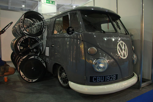 HED wagon, Cycle Show 2009