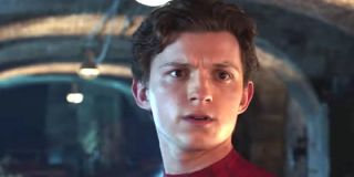 Spider-Man: Far From Home Peter Parker Tom Holland