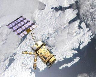Scientists Use GPS Signals to Measure Earth's Atmosphere