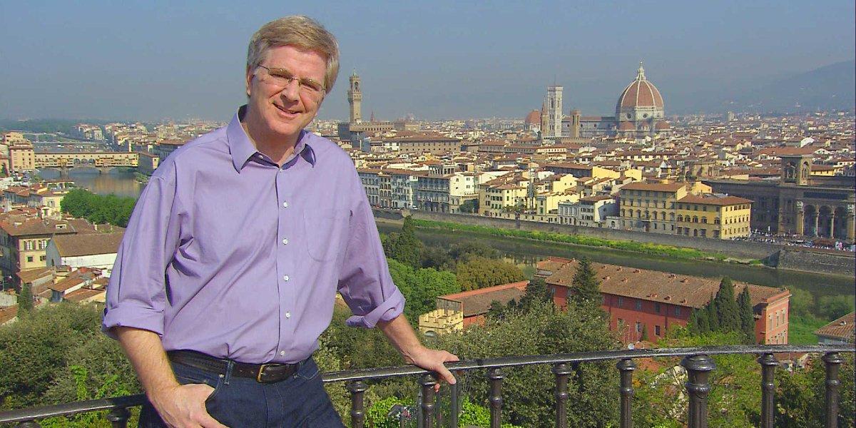 Rick Steves on Rick Steves' Europe